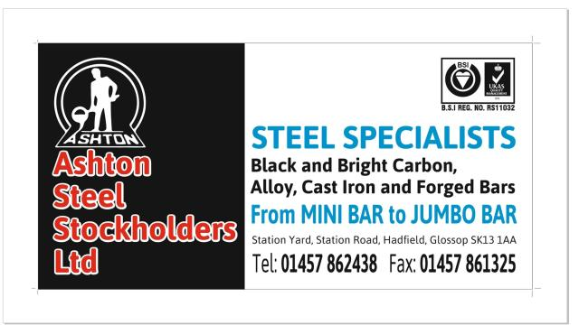 ashton steel