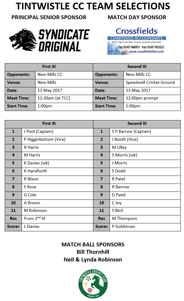 Teams_New Mills_13_05_17