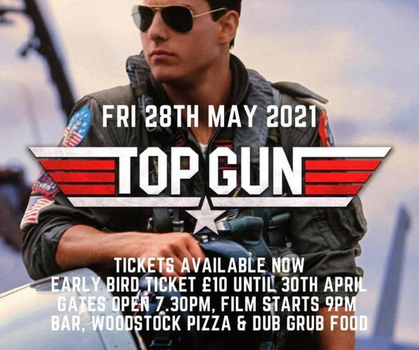 Top Gun Cinema Night